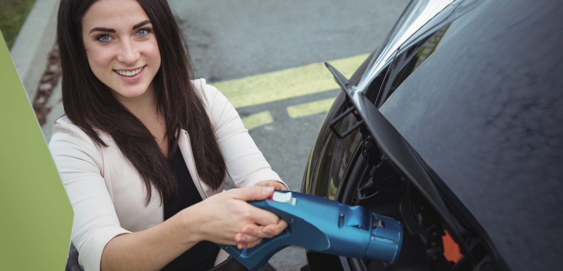 ev-car-charging-girl-aseb-bulgaria