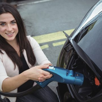 ev-car-charging-girl-aseb-bulgaria